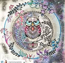 64 Best Coloring Book Images On Pinterest Adult Coloring Owl Coloring Ideas