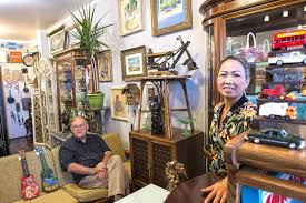 vintage alley showcases knowledge of antiquing trade local tdn com
