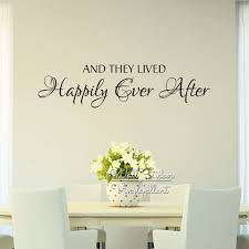 high quality family wall quotes buy cheap family wall quotes lots family quote wall sticker creative love quote wall decal and they lived happily ever after diy