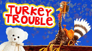 turkey trouble by wendi silvano thanksgiving book for read