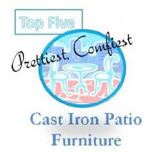 Patio Furniture Review 41 Best Cast Iron Patio Furniture Images On Pinterest Cast Iron