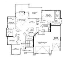 new american floor plans floor plans aflfpw75148 1 story new american home with 3