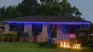 where are the christmas lights southern highland news mann cres moss vale photo by roy truscott