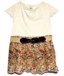 bonnie jean baby dress party wear b45056