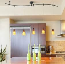 Kitchen Track Lighting Monorail Packages Track Lighting In Monorail Track Lighting
