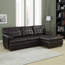 Leather Sectional Sofa With Chaise by Living Room Interior With Dark Grey Leather Sectional Sofa With