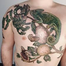 53 jaw dropping chest tattoos for men tattoomagz