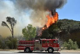 California Wildfire Ranking by Crews Begin To Gain On Fierce Northern California Wildfire 20