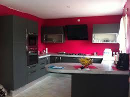 cuisine mur et gris cuisine mur et gris inspirations et cuisine blanche mur gris