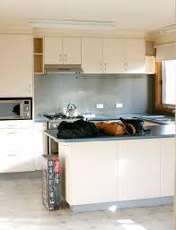 Wood Grain Laminate Cabinets Kitchen Wood Grain Laminate Makeover Saltbush Avenue
