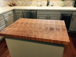 tiger maple wood kitchen cabinets curly maple end grain island top