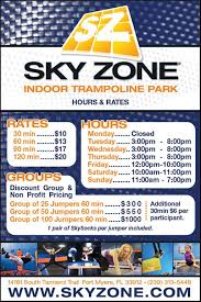 host the birthday at sky zone click here to buy