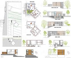 house architecture drawing norman fisher house dwg drawings architetture famose pinterest