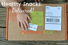 snacks delivered healthy snacks