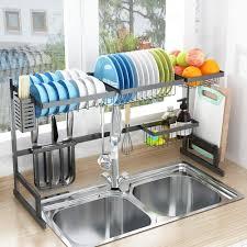 kitchen sink cabinet sponge holder the best sink organizer april 2021