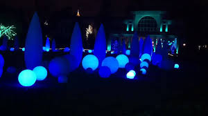 light show in atlanta atlanta botanical garden light show youtube