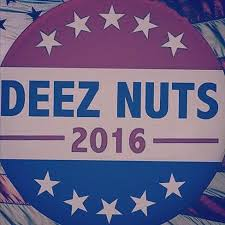 Deez Nuts Meme - all eyez on memes the new n w a deez nuts for president hiphopdx