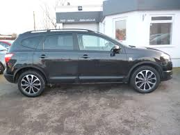 nissan qashqai 2013 black used 2013 nissan qashqai dci 360 plus 2 5dr for sale in canterbury
