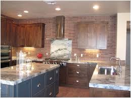 faux brick kitchen backsplash faux brick kitchen backsplash thin veneer for extraordinary