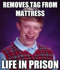 Bad Luck Brian Meme - the bad luck brian meme