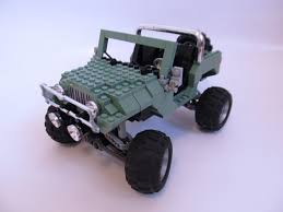 lego jeep set lego ideas 4x4 jeep
