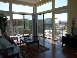 Windows To The Floor Ideas Outstanding Sunroom Decor With Modern Furnishings And Wide Glass