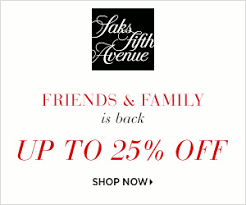 fifth avenue catalog sales saks fifth avenue friends family sale flexoffers