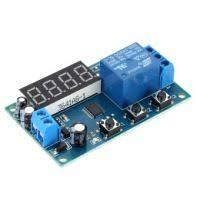 Jual Timer Dc cek harga baru dc 5 12v delay relay shield ne555 timer switch module