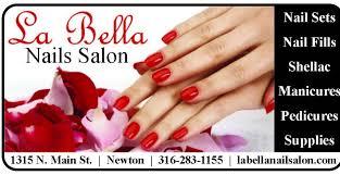 la belle nail salon cute nails for women