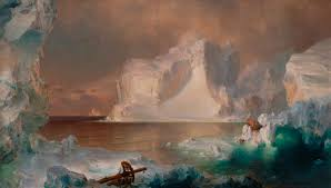 file the icebergs frederic edwin church jpg