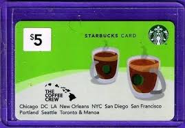 branded gift cards starbucks cards collection on ebay