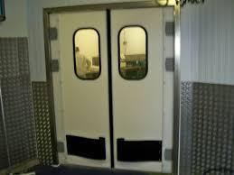Traffic Doors Flip Flap Doors U0026 Da 15 Double Action Hinged Door