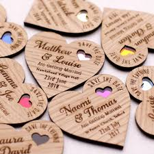 diy save the date magnets save the date wood heart magnet wooden wedding magnets coloured