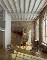 Brick Loft by Face Brick Warmth And Arched Windows Loft Conversion Like The
