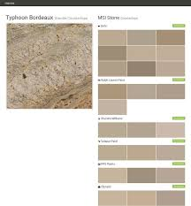 typhoon bordeaux granite countertops countertops msi stone