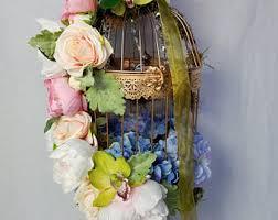 birdcage centerpiece etsy