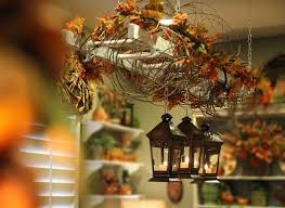 autumn decorations breathtaking fall decorations ideas with autumn leaves with candle