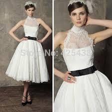 Black And White Wedding Dress Turmec Halter Black And White Wedding Dresses