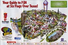 Six Flags Hurricane Harbor Texas Coupons Park Maps