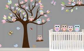 Nursery Owl Decor Owl Themed Nursery Decor Nursery Decorating Ideas