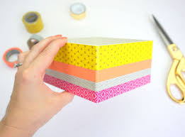 Halloween Washi Tape by Washi Tape Decorative Boxes