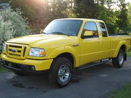 2007 ford ranger overview cargurus