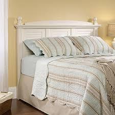 south shore vito full queen size bookcase headboard in pure white