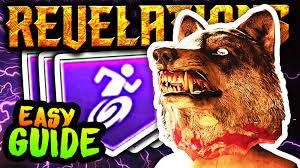 bo3 revelations how to get purple stamina up youtube