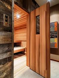 sauna glass doors benefits and maintenance of saunas how to build a house