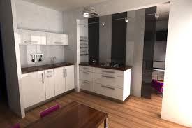 cuisine pour petit appartement bien separation entre salon et sejour 7 ad2 architecture dijon