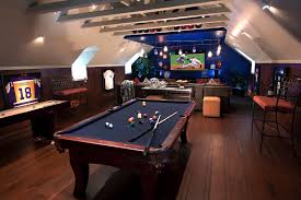 how to create the ultimate man cave