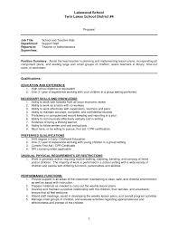 Biology Degree Resume Curriculum Vitae High Teacher Resume Samples Educat Peppapp