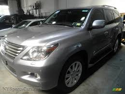 lexus metallic 2008 lexus lx 570 in twilight gray metallic 014496