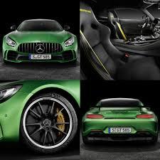 green mercedes mercedes amg gt r torque